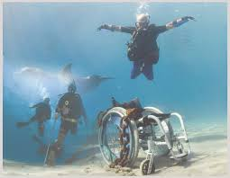 adaptive diving costa rica