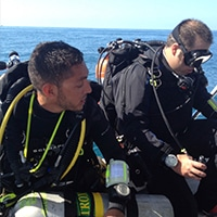 Technical diving courses in Costa Rica