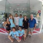 scuba instructor candidates in costa rica